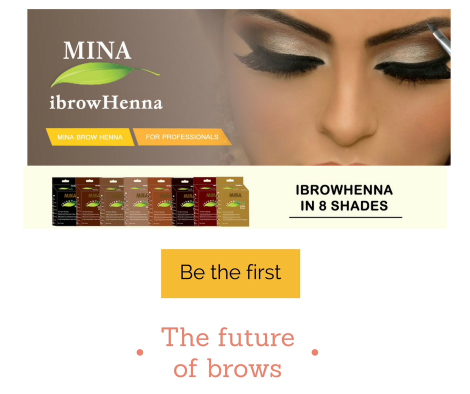 Glo Beauty Henna Colouring For Brows
